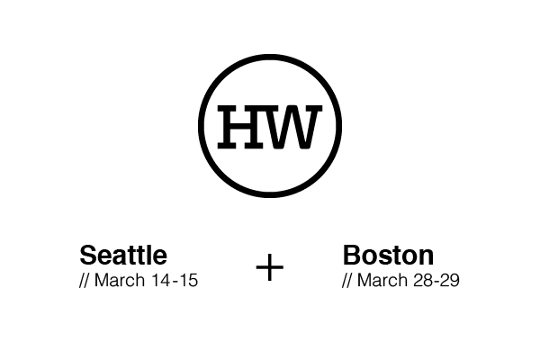 Hardware Workshop - seattle